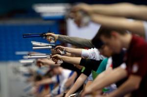 Sašo Stojak, mladinec z zračno pištolo, je Evropsko prvenstvo končal na 26. mestu.