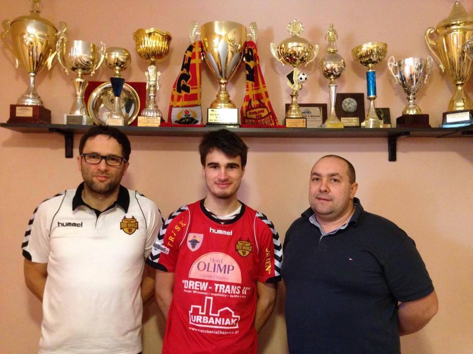 FUTSAL: Petelin Blaž Starčevič (KMN Tomaž) odhaja na Poljsko; Deseta zmaga mladih Petelinov v predtekmovanju