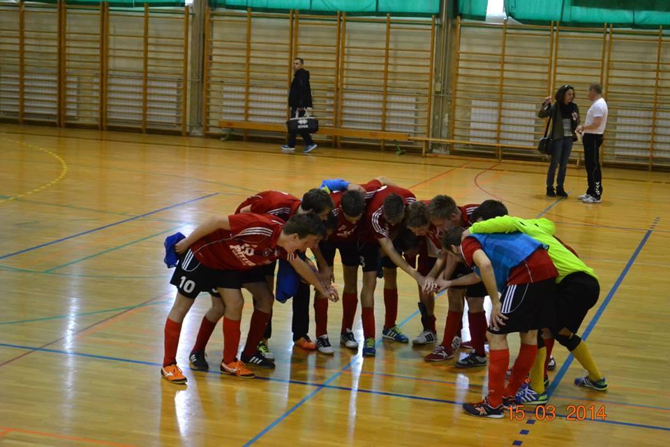 FUTSAL, DP U18, polfinale, povratna tekma: Petelini v VELIKEM FINALU!