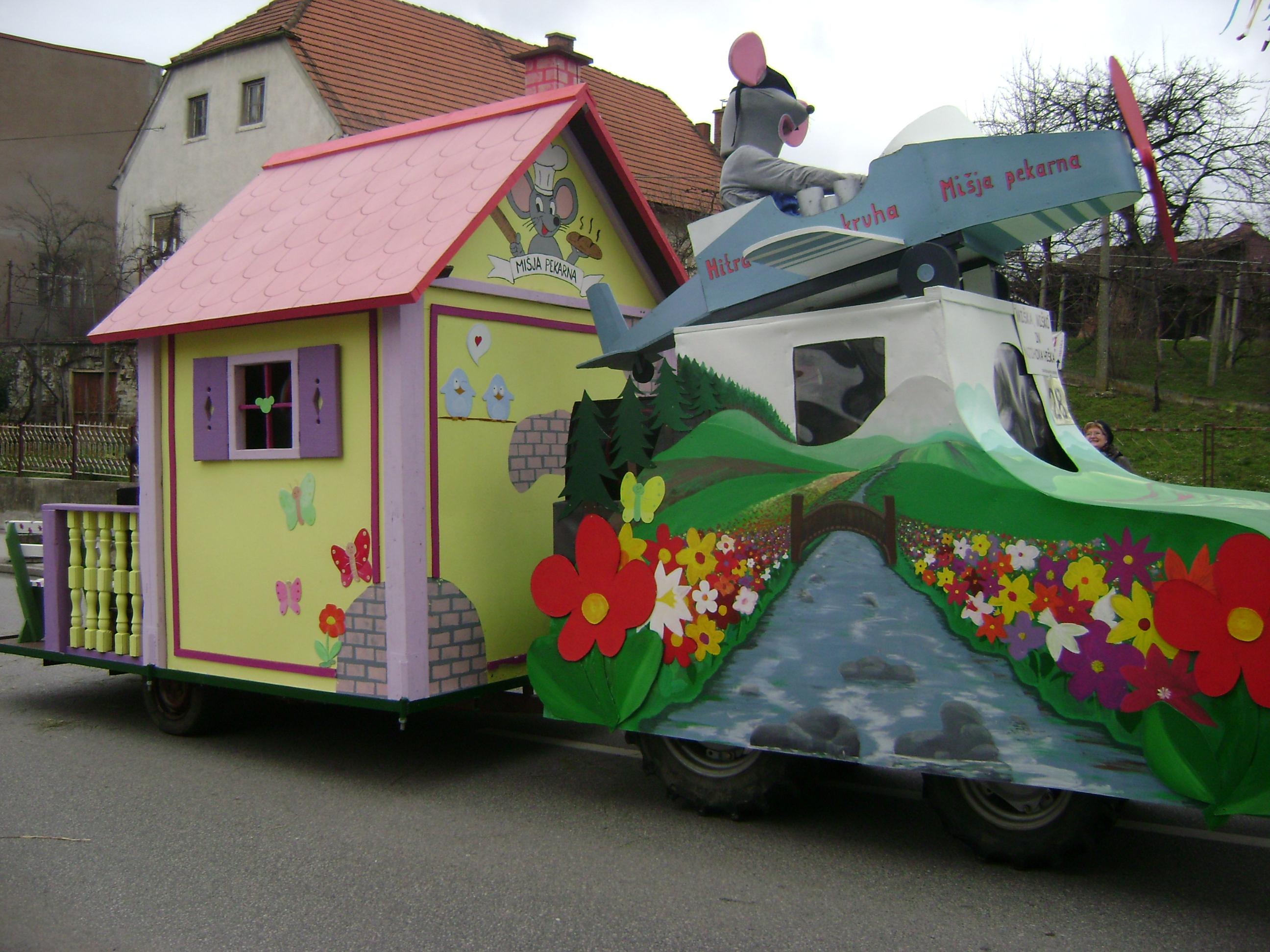 Čar tradicije: Ormoški pustni karneval 2014