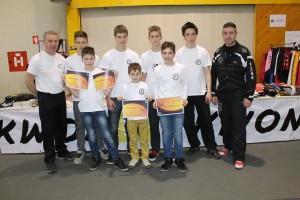 Člani KBV Ormož so novo sezono v Zagorju pričeli s štirimi zmagami.