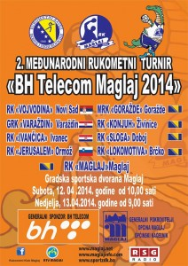 Ekipi letnika 1998 in 2000 bosta prihodnji teden sodelovali na mednarodnem turnirju v Maglaju v BiH. Tja bo odpotovalo 25 mladih igralcev Jeruzalema, ki si bodo nabirali nove bogate in potrebne mednarodne izkušnje.