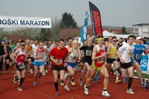 Atletski klub Ormož bo v soboto 19. aprila 2014 gostil že trinajsti mali maraton. Vabljeni v Ormož!