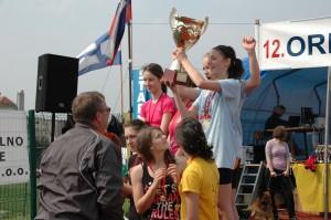 Osnovne šole iz občin Ormož, Središče ob Dravi in Tomaža se bodo pomerile v štafetnih tekih, ki so ena večjih atrakcij ormoških malih maratonov.