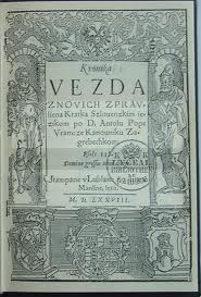 V sredo predstavitev knjig rojaka ANTONA VRAMCA iz 16.stoletja