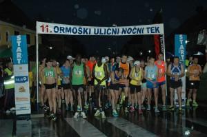 Zmagi za Madžarko in Kenijca. Skupaj nastopilo 82 tekačic in tekačev. Foto: Štefan Hozyan