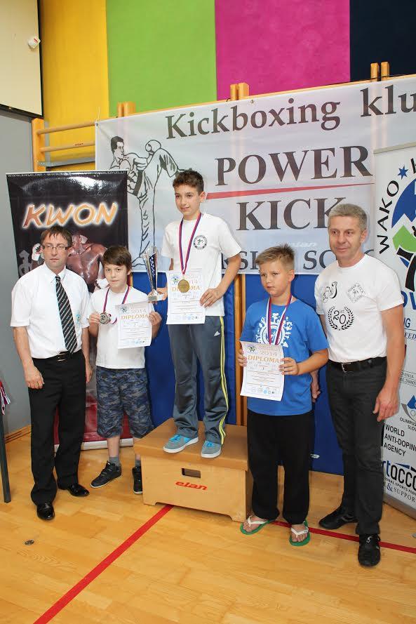 BORILNE VEŠČINE, Kickbox: Ormožani uspešni na zaključnem turnirju za DP Slovenije v kickboxingu v Murski Soboti