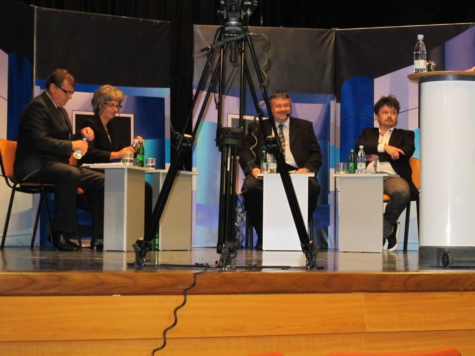 Državnozborske volitve 2014: Posnetek SOOČENJA še danes