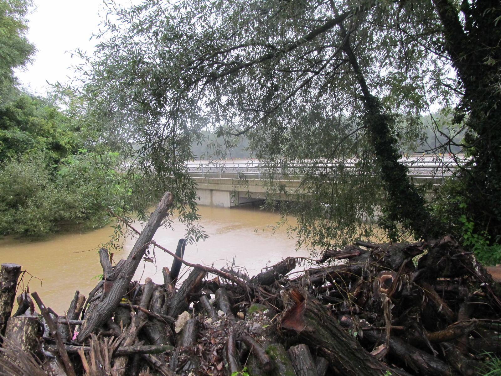 Poplave tudi Ormoškemu koncu niso prizanesle