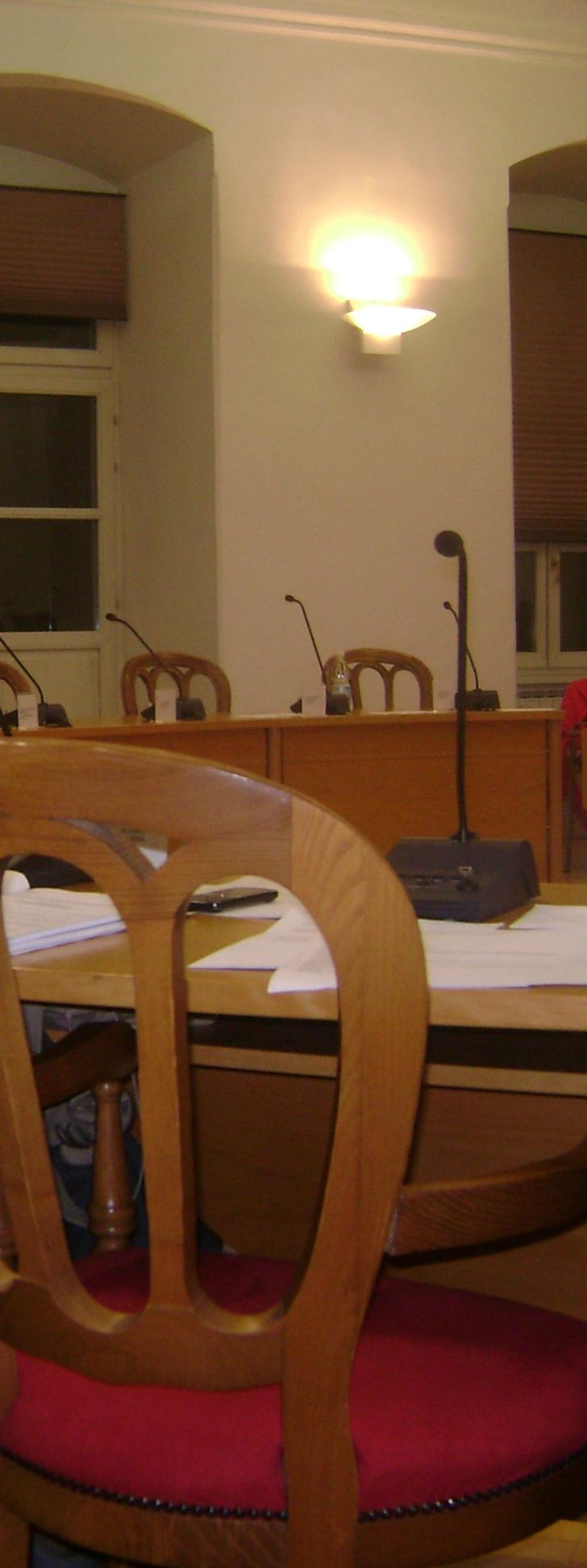 Danes OSMA seja Občinskega sveta Ormož