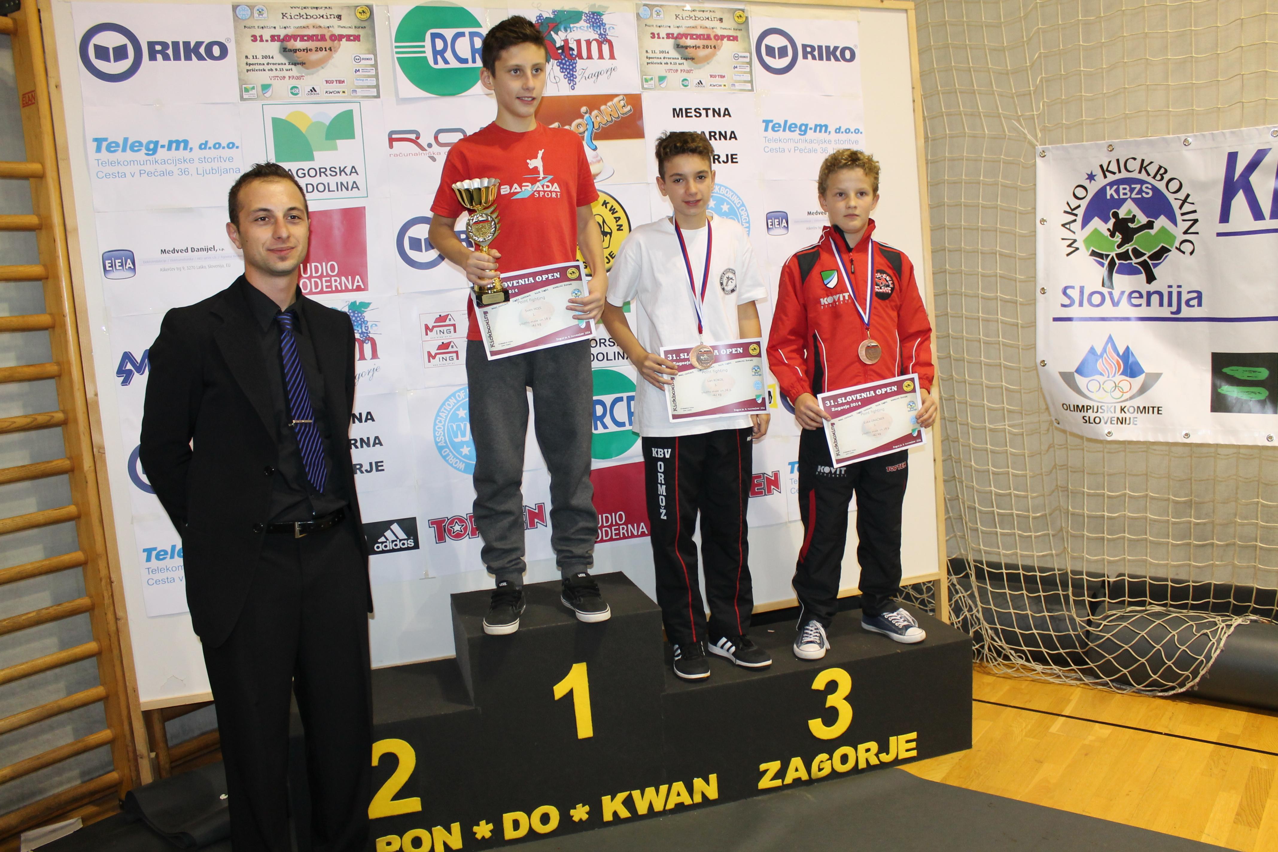 BORILNE VEŠČINE: Solidni nastopi Ormožanov na turnirju v Zagorju