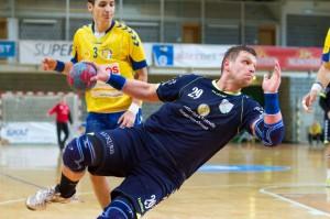Danijel Mesarić na vsaki način želi pomagati svoji ekipi v boju za obstanek v ligi.
