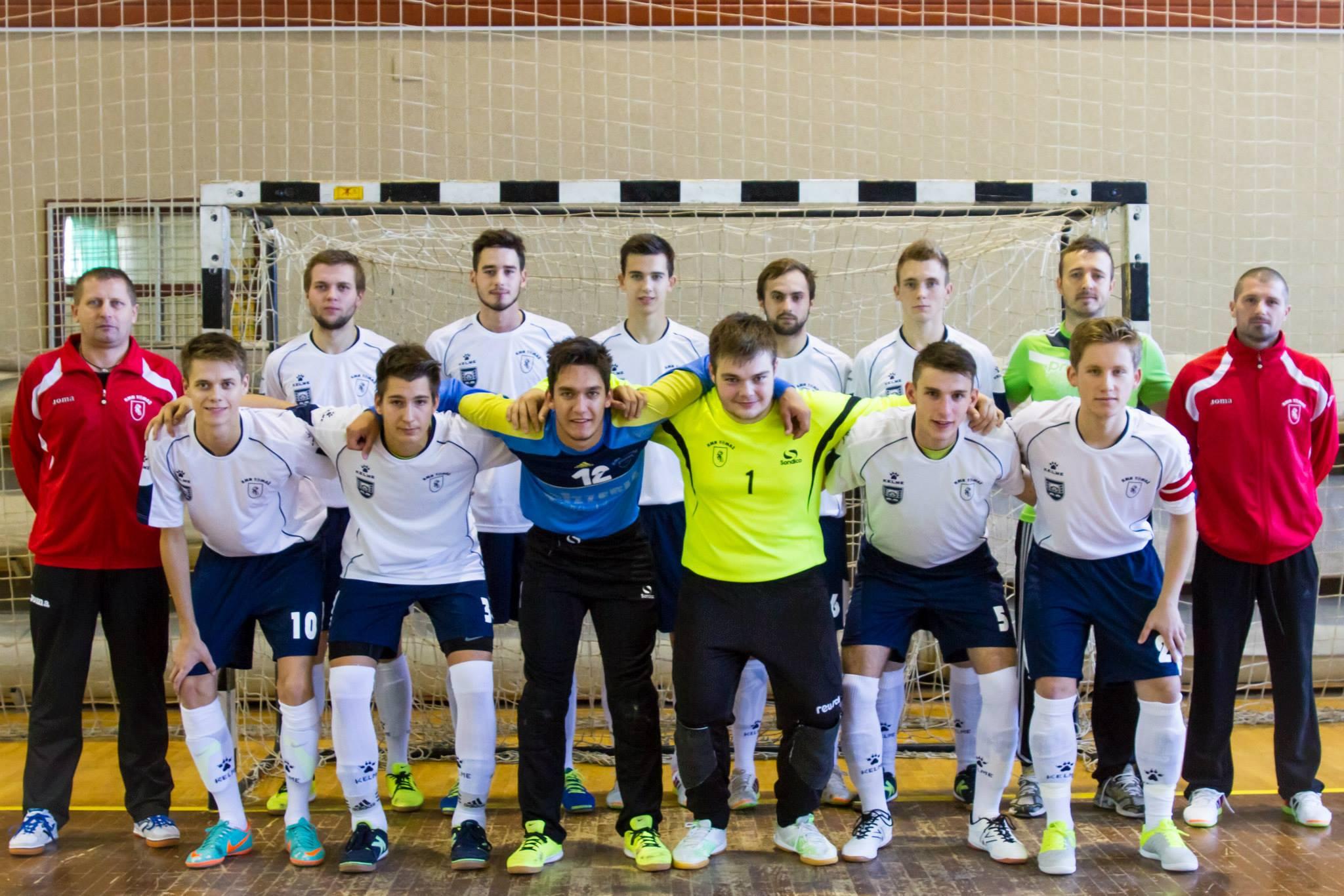 FUTSAL, ZLMN Ormož: Razpored tekem 3. kroga; Visoka zmaga Petelinov U21