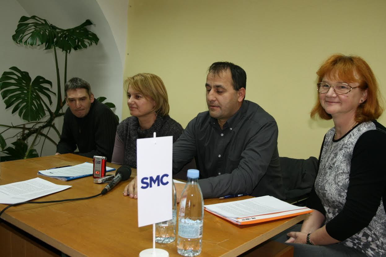 S prve novinarske konference Kluba svetnikov SMC Ormož