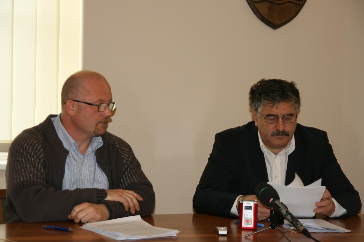 O komunalnem prispevku ( z današnje novinarske konference župana Alojza Soka):