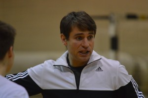 Prvi trening je opravil trener za fizično pripravo Darko Kneževič.