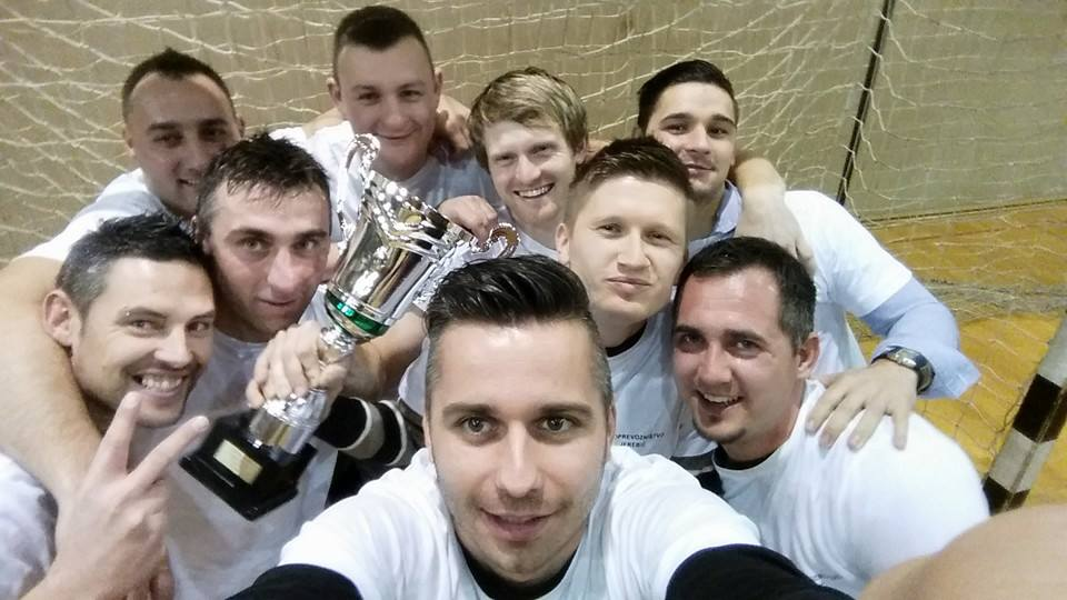 FUTSAL, turnir zmagovalcev zimskih lig MNZ Ptuj: Jerebiči in Tara Tomaž v boj za najvišja mesta