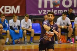Ante Kaleb je eden glavnih igralcev Maribora.