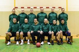 Veterani RK VELIKA NEDELJA so bili zelo uspešni na turnirju v Novem Sadu.