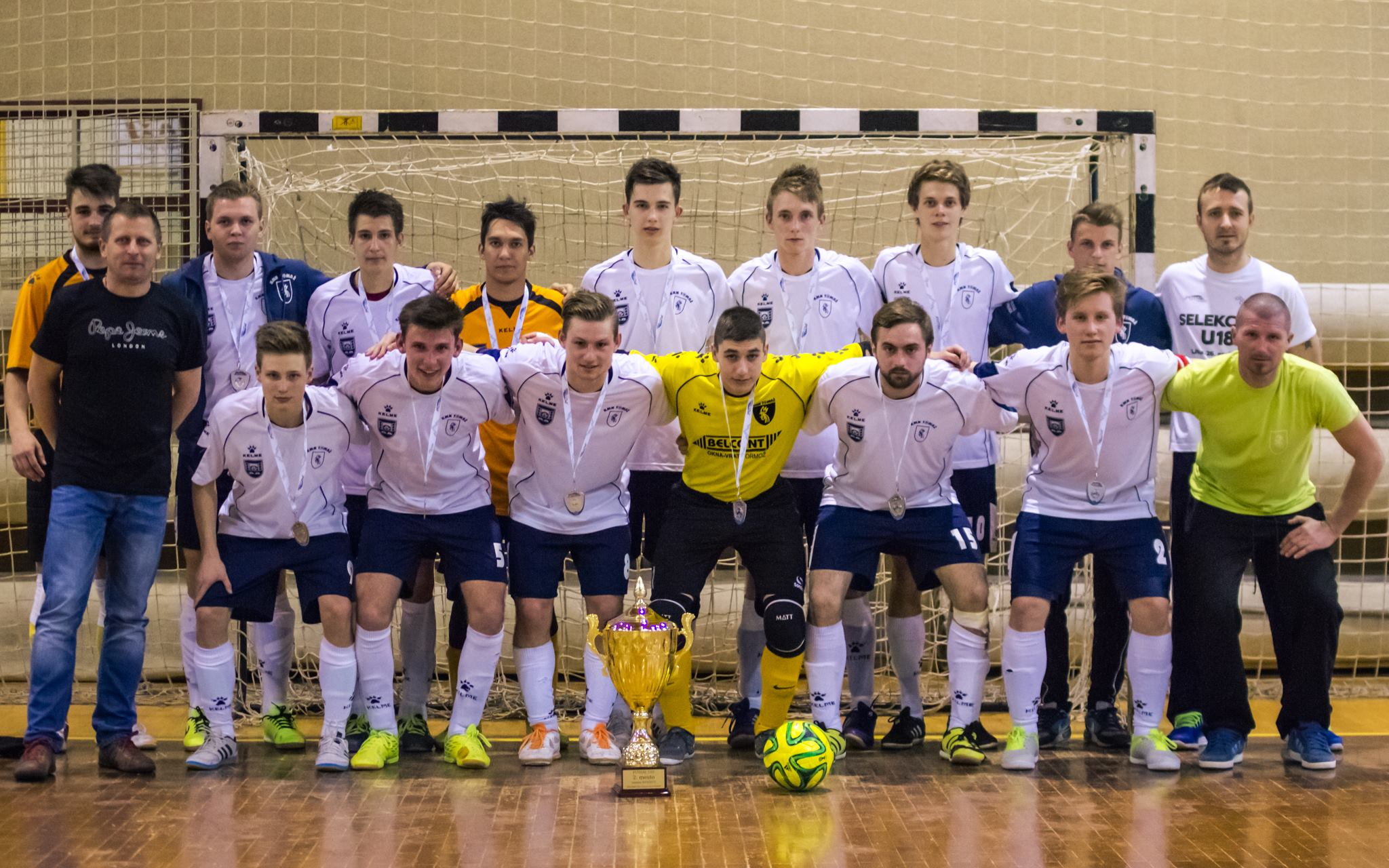 FUTSAL, Finale U21, povratna tekma: Petelini državni podprvaki