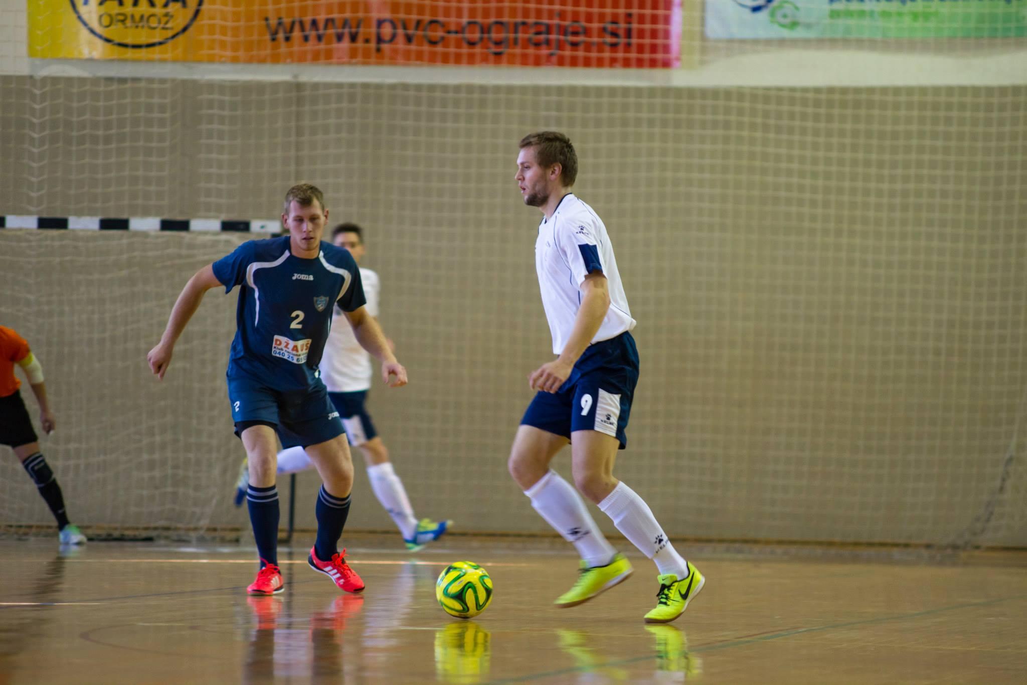 FUTSAL, finale U21, druga tekma: Na vse ali nič. Vabljeni v nedeljo 12. 4. ob 16.00 uri na Hardek.