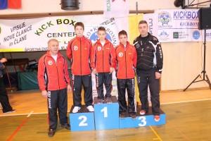 Skupno so tako tekmovalci Kluba borilnih veščin Ormož dosegli eno prvo, dve drugi in tri tretja mesta, kar je lep uspeh predvsem najmlajših članov.