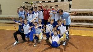 Mlajši dečki A Jeruzalem Ormoža & Velike Nedelje Carrere Optyl so po lanskoletnem bronu letos zaključili prvenstvo kot četrti v državi.