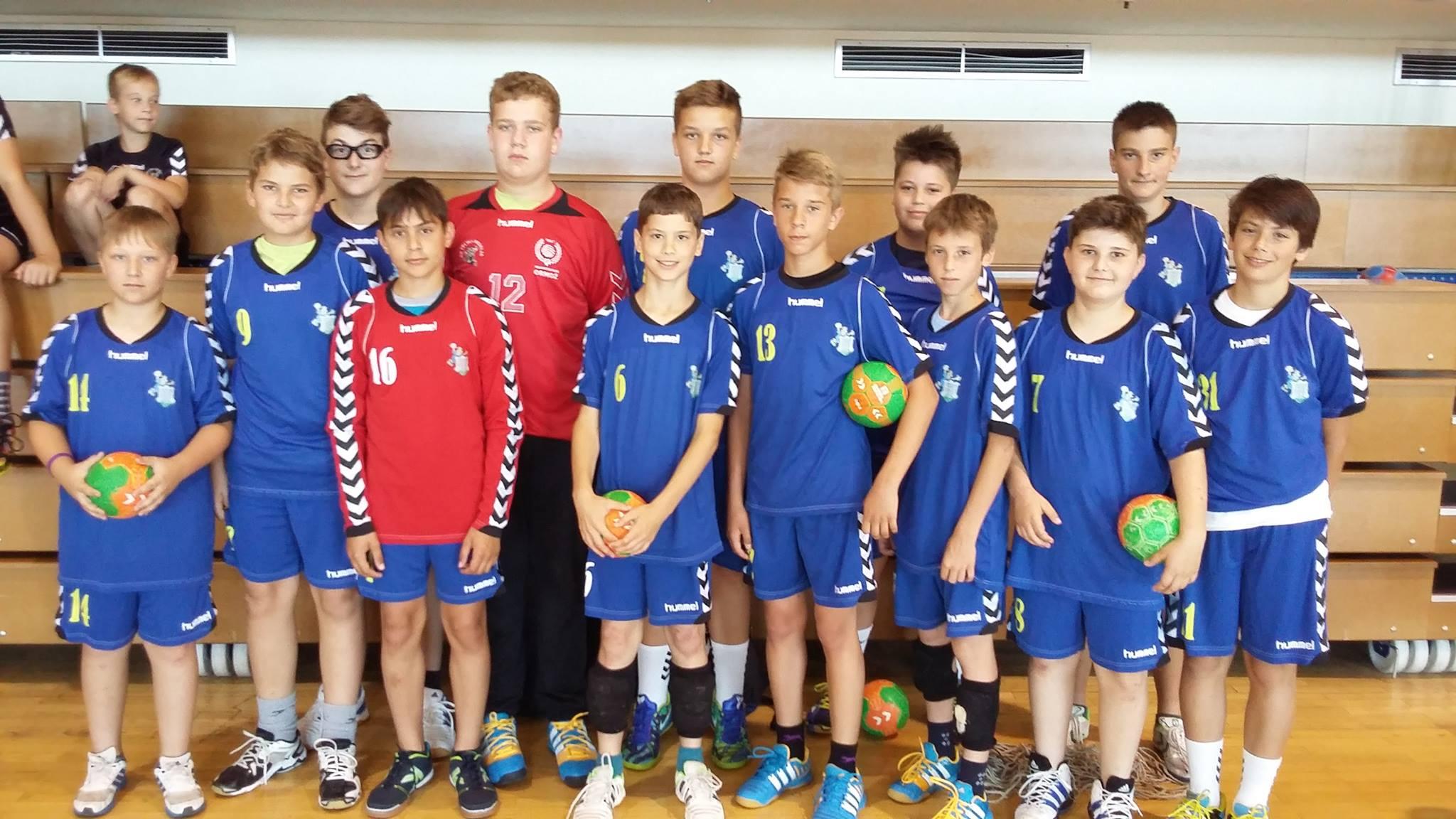 ROKOMET, mlajše selekcije: Dve ekipi Združenih odhajata na EUROFEST 2015, ki bo letos potekal v Kopru