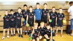 Mlajši dečki so iz tekme v tekmo napredovali in v tekmi za 5. mesto premagali sovrstnike iz Ivanca. S to zmago so zadovoljili apetite trenerjev pred turnirjem.