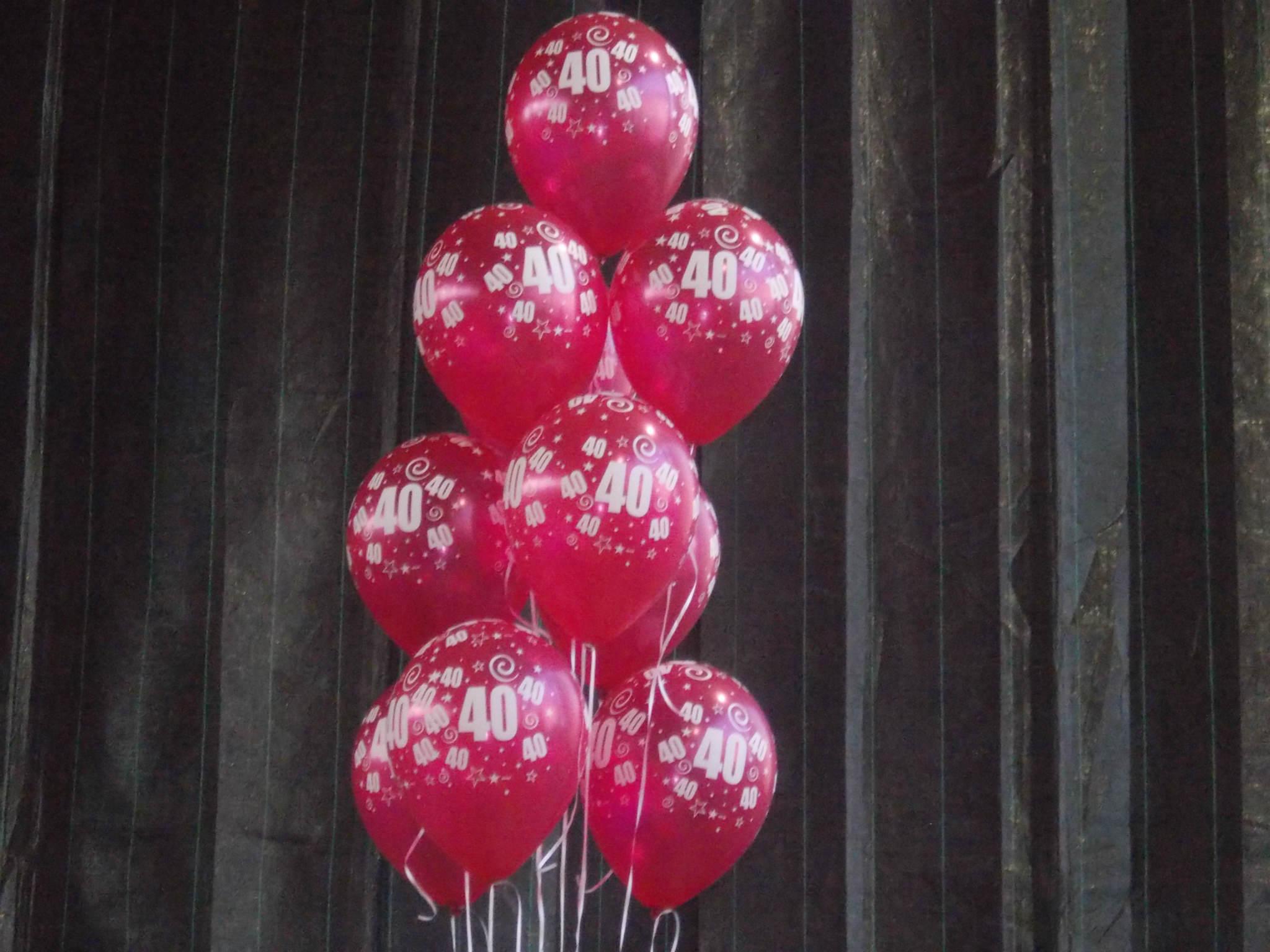 40 balonov za 40 let… ( s slovesnosti v Miklavžu pri Ormožu):
