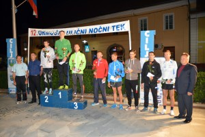 Pri moških na 4800 metrov je zmagal Madžar Zsolt Koszar (Szentgotthard).