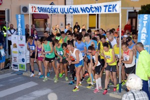 59 tekmovalk in tekmovalcev je nastopilo v ženski in moški konkurenci na 4000 in 4800 metrov.