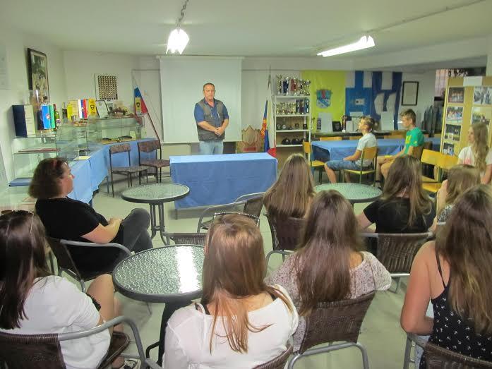 OZ VVS in osnovnošolci skupaj raziskujejo čas osamosvojitvene vojne