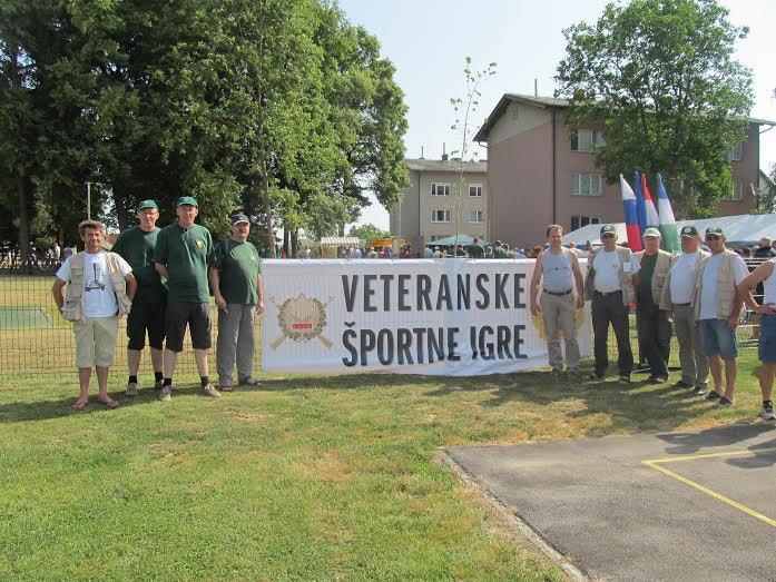 Z veteranskih športnih iger