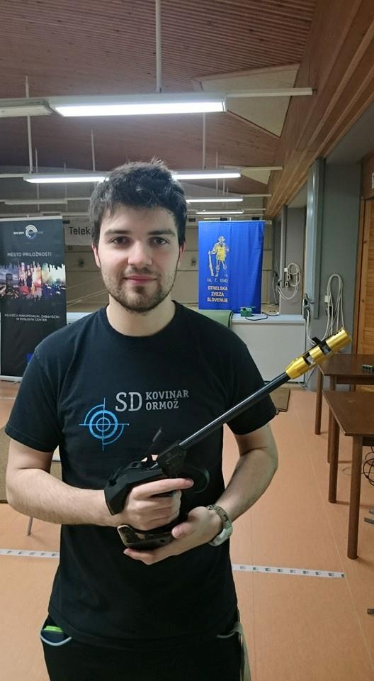 STRELSTVO: Evropsko prvenstvo z orožjem velikega in malega kalibra ter puško šibrenico Maribor 2015