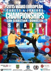 Španski San Sebastian gosti WAKO evropsko prvenstvo za kadete in mladince. Barve naše države branijo tudi Ormožani.