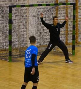 Marin Šutalo je v 2. polčasu zbral kar 11 obramb. Skupaj sta vratarja zbrala zavidljivih 19 obramb.