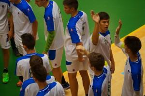 Slovenija U15 (letniki 2000 in mlajši) je zanesljivo osvojila 1. mesto na turnirju v Laškem.