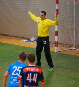 Junak tekme Tomislav Balent z 18 obrambami.