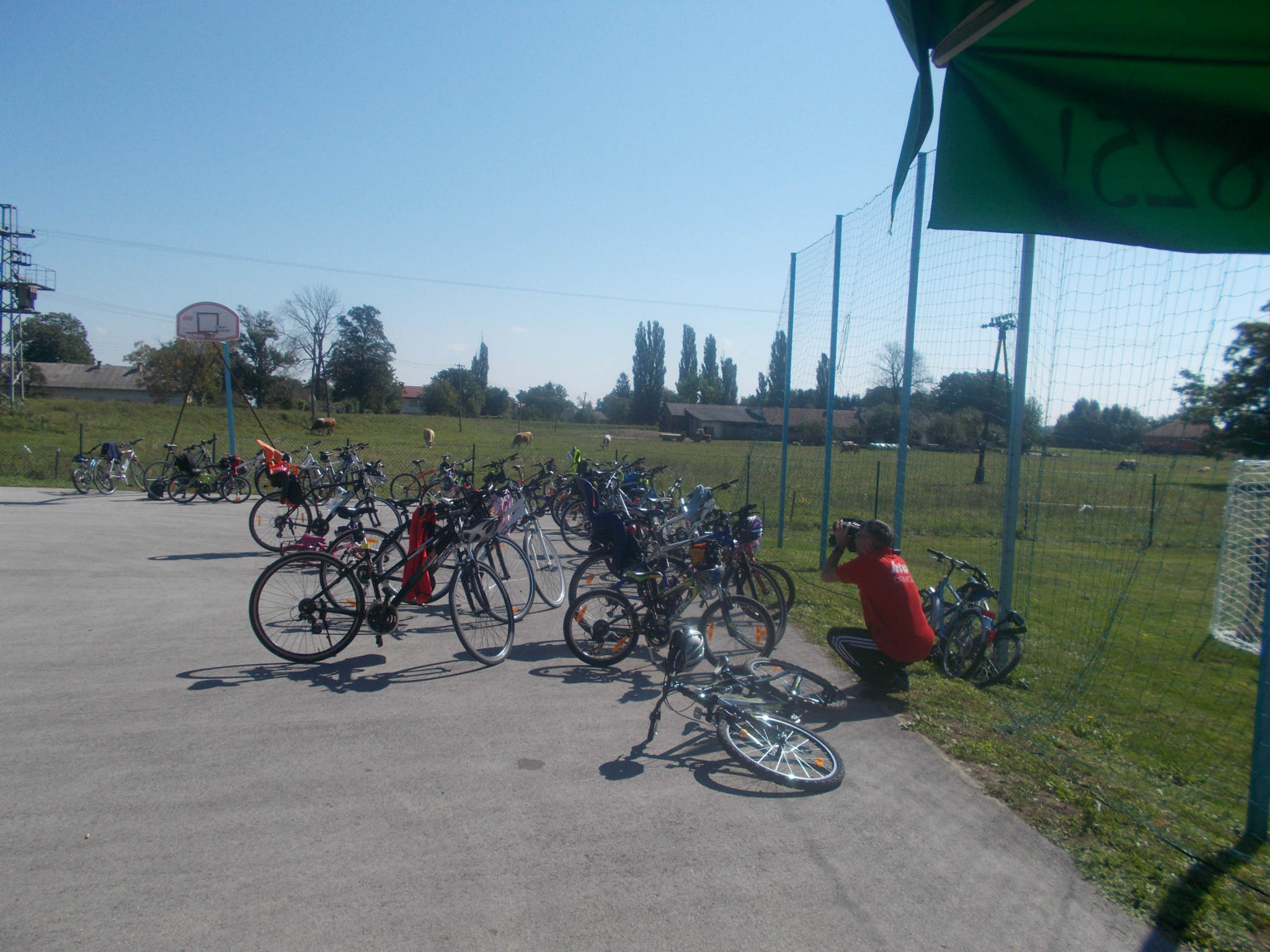 V okviru krajevnega praznika KS ORMOŽ tudi družinsko kolesarjenje
