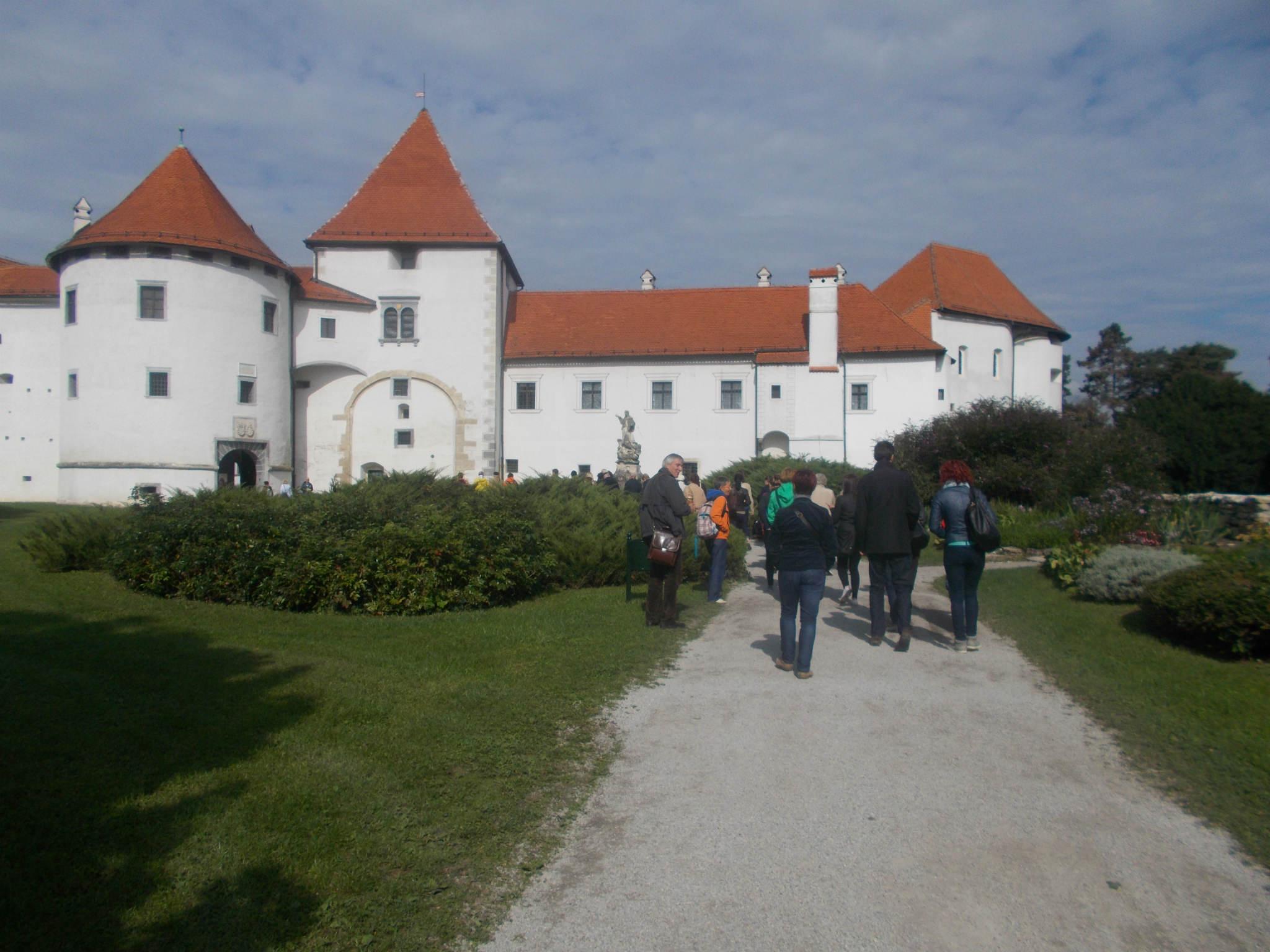 Ljudska univerza Ormož uspešno izvedla projekt EVROPA ZA DRŽAVLJANE: S potepa po Varaždinu…