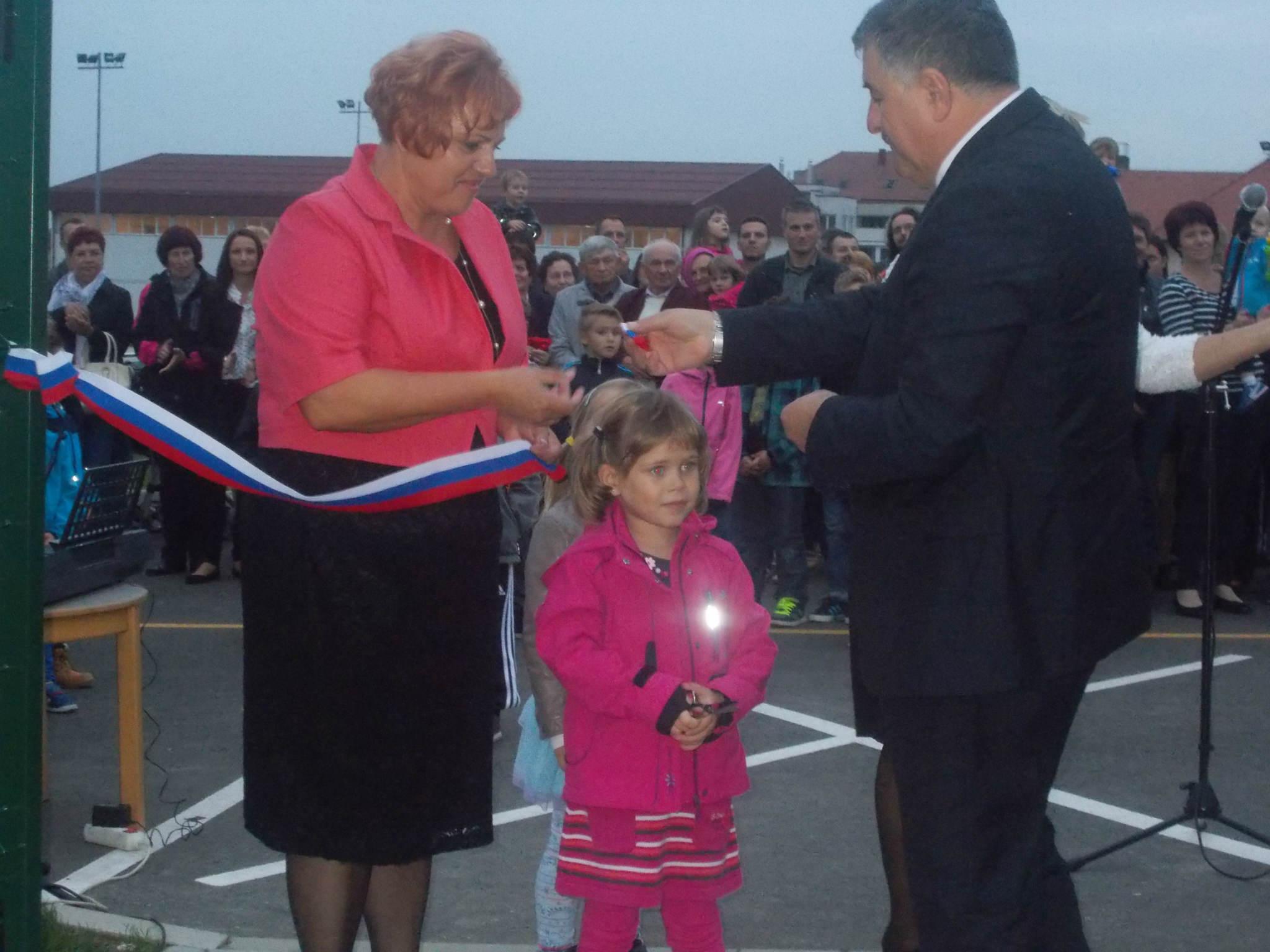 V Veliki Nedelji odprli nov vrtec, ki lahko sprejme do devetdeset otrok