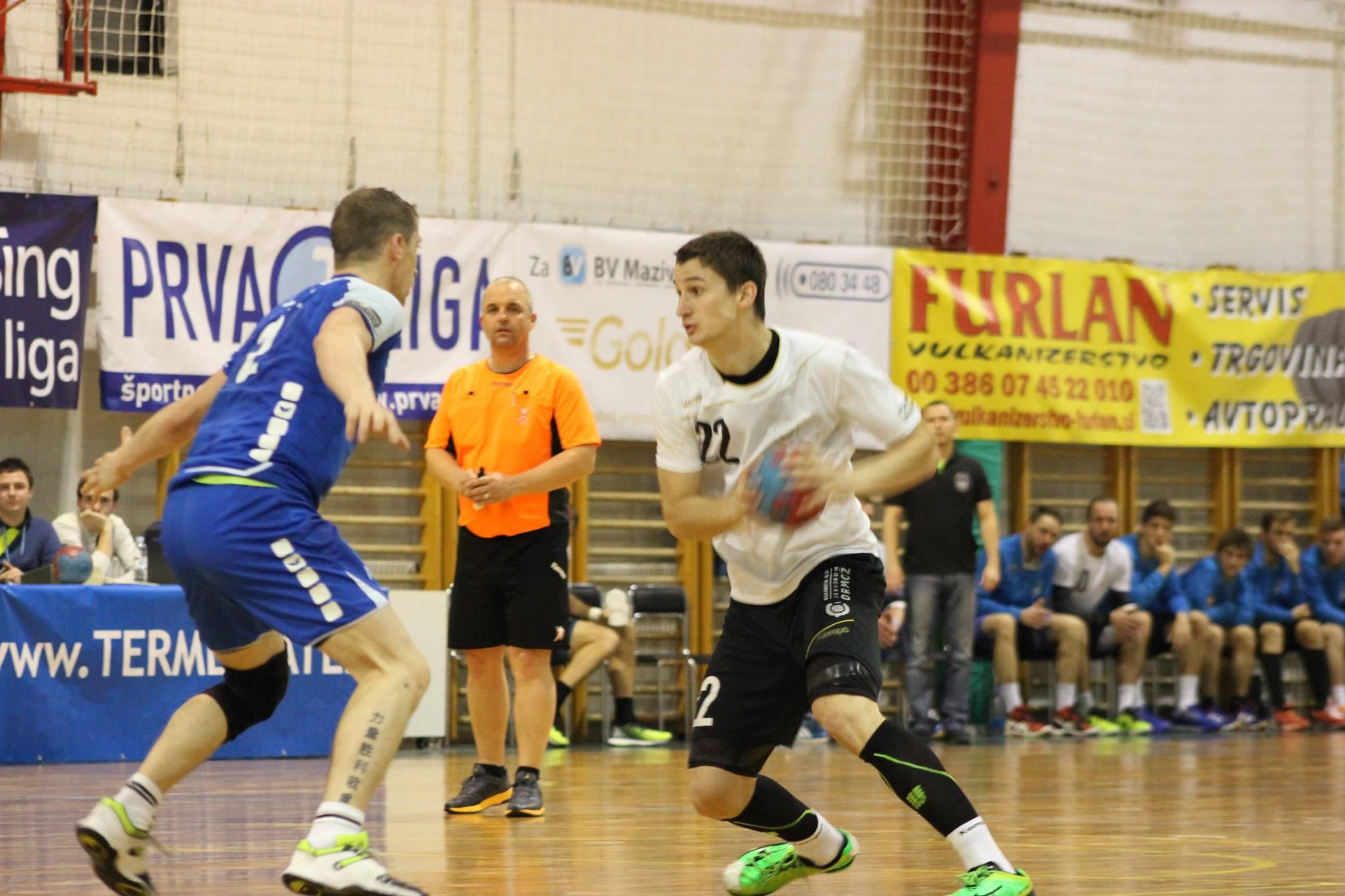ROKOMET, 1. NLB Leasing liga, 2. DRL: Poraz Ormožanov; Zmaga Velike Nedelje
