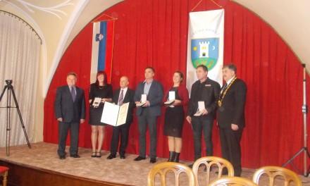Dr.Bojan Burgar novi častni občan ORMOŽA