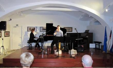 NOCOJ  ob 19.00 uri koncert JASMINE in PRIMOŽA: KRIŽAJO SE POTI