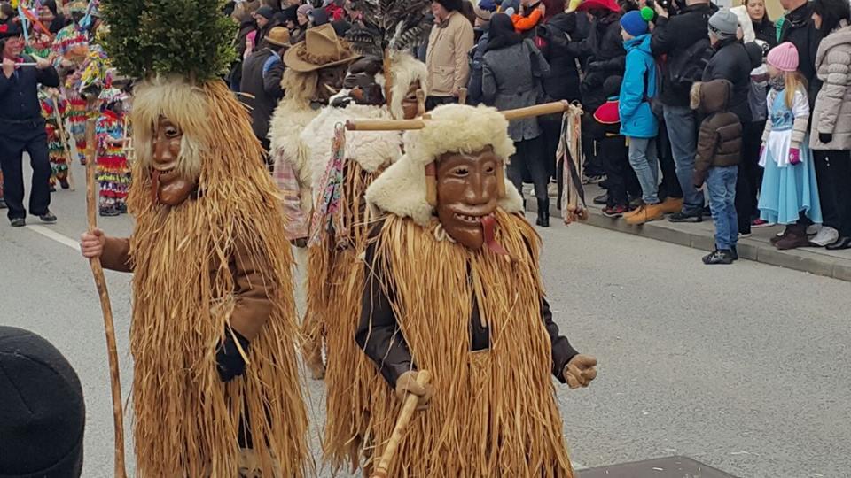 PTUJSKI KARNEVALFEST:  80 skupin, 2500 mask, 40.000 obiskovalcev…