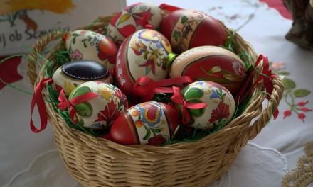 Velikonočna razstava v Središču ob Dravi vabi