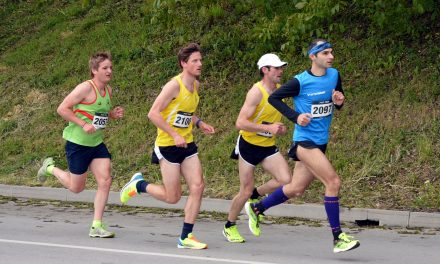 ATLETIKA, 15. ORMOŠKI MALI MARATON 2016: Zmaga za Ilijaševo in Orešnika na 21 km