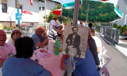 PRVO srečanje prebivalcev Flegeričeve ulice v Ormožu