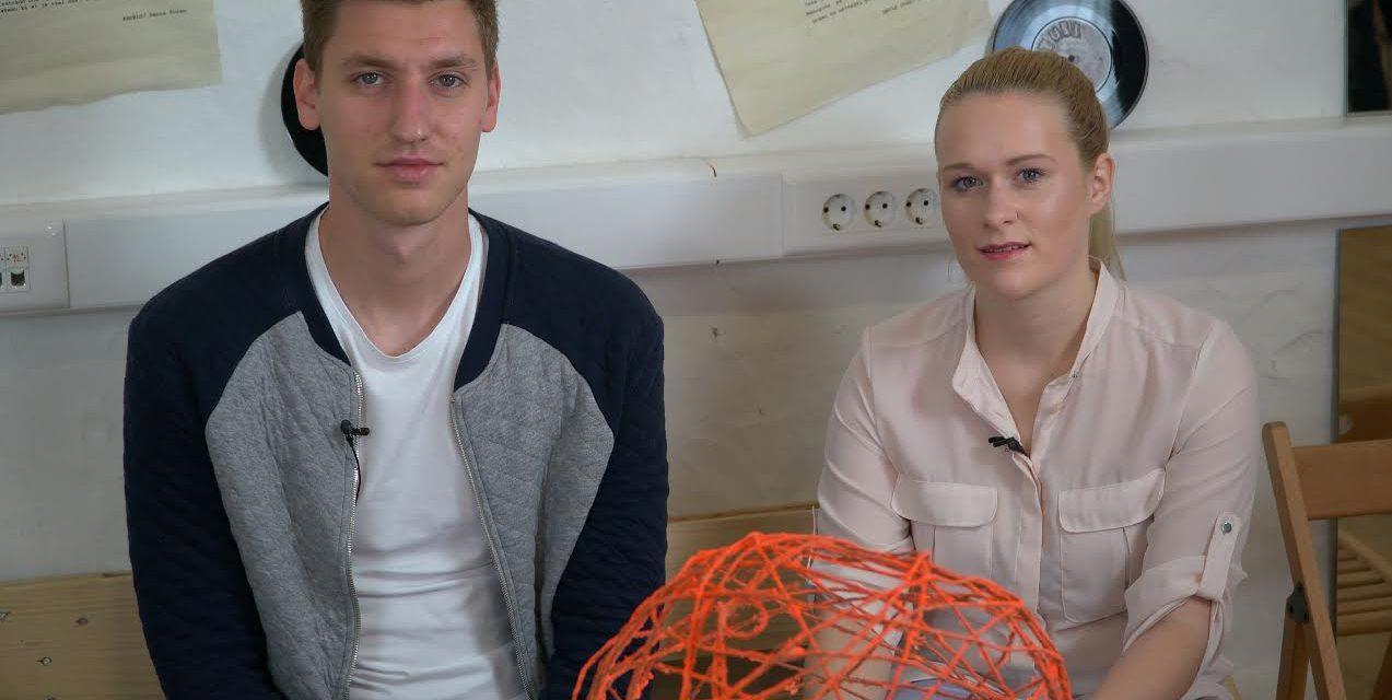 Spored KTV ORMOŽ, v nocojšnji oddaji MED NAMI POVEDANO: Nina Blagovič in Nino Kuhar
